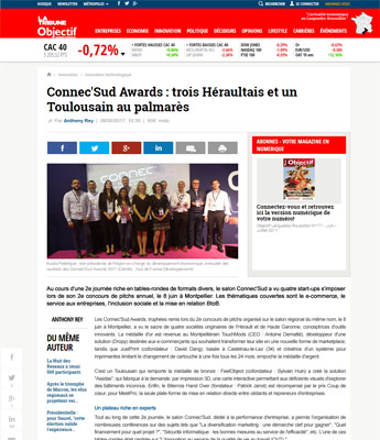 meetpro sur la tribune