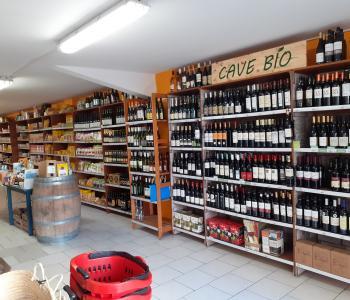 Commerce de produits bio Marseille