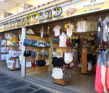 Magasin de vêtements pour enfants et puériculture Agde