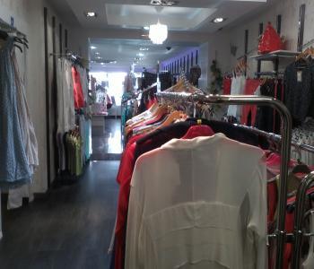 Magasin de vêtements Valence