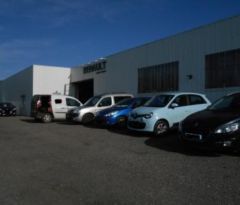 Entretien et réparation de véhicules automobiles Combeaufontaine
