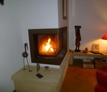 Vente et installation de cheminées et poêles image 1