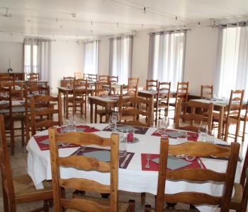 A vendre Fonds de commerce hôtel bar (licence IV) restaurant de 13 chambres et 80 à 120 couverts image 1