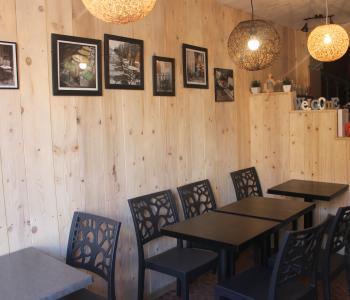 Vends restaurant avec emplacement exceptionnel  au coeur d'un magnifique village du littoral audois image 1