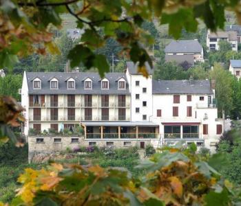 Fonds de commerce Hôtel 26 Chambres Restaurant 130 Couverts Licence 4 - Lozère - Vallée du Lot image 0