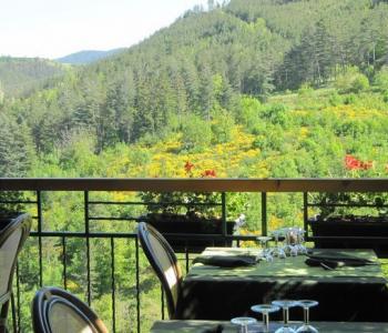 Fonds de commerce Hôtel 26 Chambres Restaurant 130 Couverts Licence 4 - Lozère - Vallée du Lot image 1