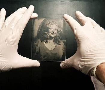 Photographie au collodion humide - Faire revivre le petit artisanat image 2