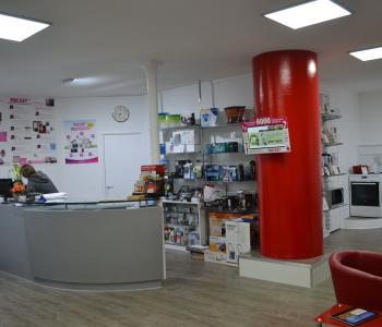 Commerce, TV, HIFI, Electroménagers Terrasson-Lavilledieu