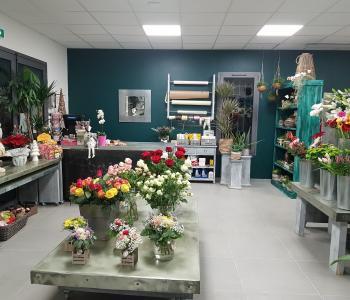 Belle boutique de fleurs très lumineuse dans village historique implanté depuis 14 ans. image 0