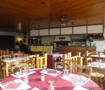 Hôtel Restaurant Ville en privée