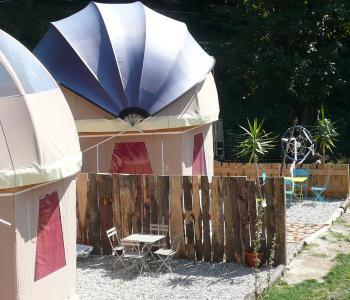 M0236- à vendre : Camping – chalets image 2