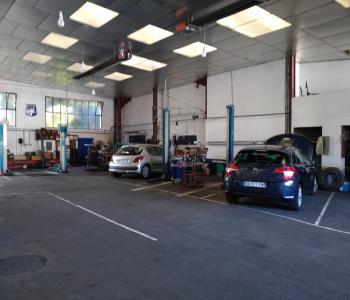 Entretien et réparation de véhicules automobiles Anneyron