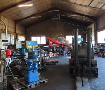 Entreprise de réparation et fabrication d'équipements mecaniques image 0