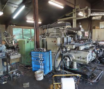 Entreprise de réparation et fabrication d'équipements mecaniques image 1