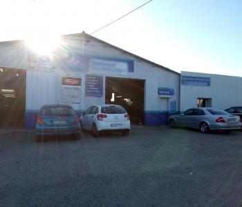 Entretien et réparation de véhicules automobiles Saint-Nicolas-de-la-Grave