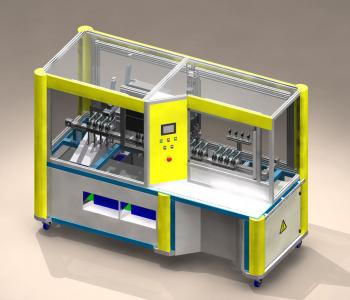 Cession d'une société d'étude et construction de machines spéciales pour toutes industries image 1