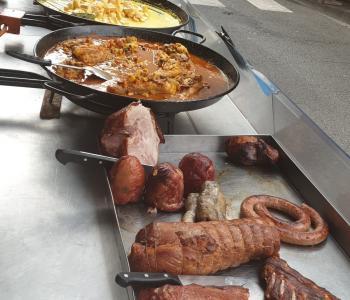 Vends Entreprise de rôtisserie et plats à emporter sur les marchés image 1