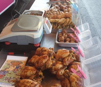 Vends Entreprise de rôtisserie et plats à emporter sur les marchés image 2