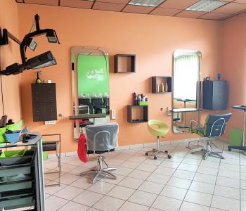 Droit au bail - Vente fonds de commerce Salon de coiffure mixte image 1