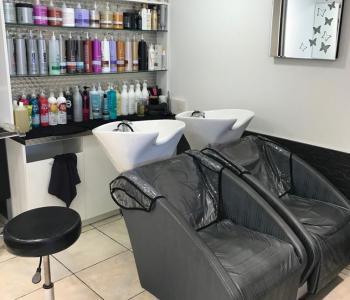 Salon de coiffure Ville en privée