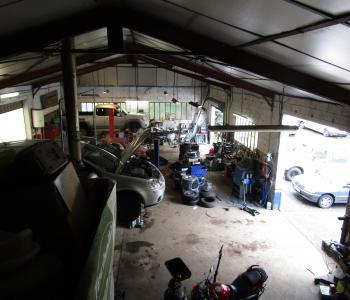 Entretien et réparation de véhicules automobiles Mont Lozère et Goulet