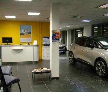 A VENDRE Garage Automobile -  Agence RENAULT & DACIA ; très belle affaire. image 2