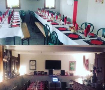 Vends cause autre projet Bar Brasserie Restaurant (licence IV)situé au centre du village. 2 salles. image 1