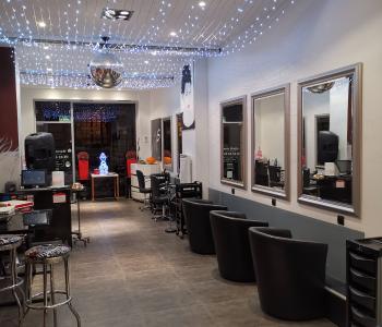 vends un salon de coiffure studio magnifique à saint mande 94160 image 2