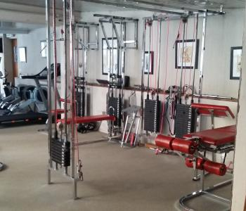 Club de sport, Salle de sport Clamecy