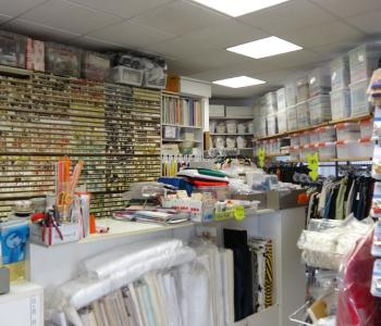 Atelier de couture, Couturier, Retouches Ville en privée