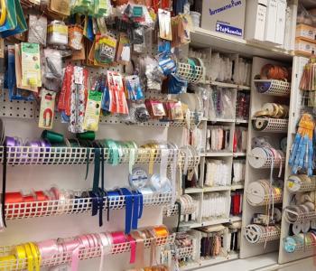 FONDS DE COMMERCE - Mercerie, retouches, prêt à porter, lingerie, réparation de machines à coudre image 1