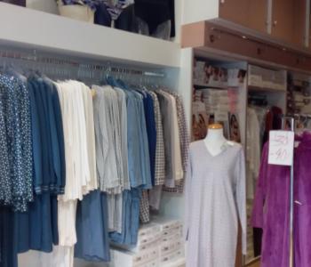 Cause retraite, cède magasin de lingerie bonneterie et prêt à porter de nuit ; bonne affaire. image 2