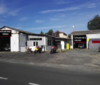 Entretien et réparation de véhicules automobiles Savignac