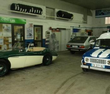A reprendre garage carrosserie et mécanique, bonne affaire située dans la région de la Somme. image 1