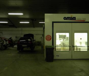 A reprendre garage carrosserie et mécanique, bonne affaire située dans la région de la Somme. image 2
